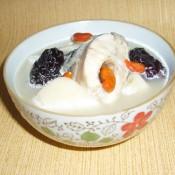 黑枣山药生鱼汤