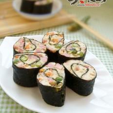 什錦豆腐海苔卷