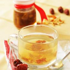 蜂蜜紅棗茶