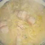酸菜炖白肉