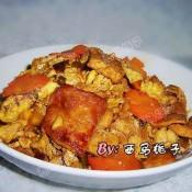 红烧鸡蛋豆腐
