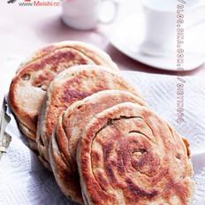 五香荞麦饼
