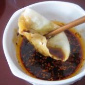 青椒馅水饺