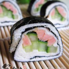 吐司壽司卷