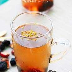 桂花酸梅汤