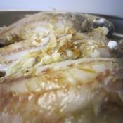 蒜香豉油小黄花鱼