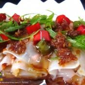 瑶柱香菇虾米火腿肠粉