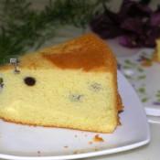 烫面黄油蛋糕
