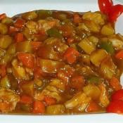 日式咖哩虾