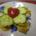 咖喱土豆黄瓜片