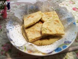 家常葱油饼的做法