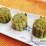 红茶绿豆糕