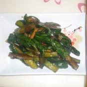 酱香黄瓜菜