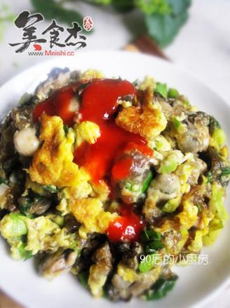 海蛎煎 的做法