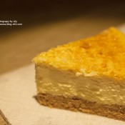 杏仁重芝士蛋糕
