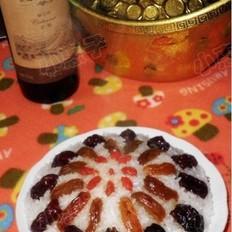 双枣豆沙八宝饭