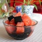 西瓜龟苓膏冰碗