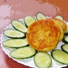 煎培根土豆饼
