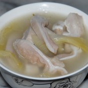 酸菜胡椒猪肚汤