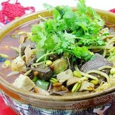 杂炖鸳鸯豆腐