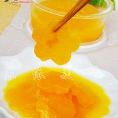 橙汁冬瓜片