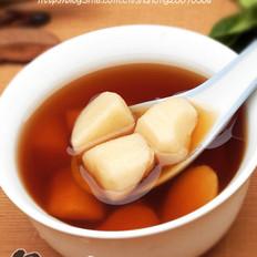 紫灵芝山药汤