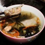 香菇虾仁猪肉饺