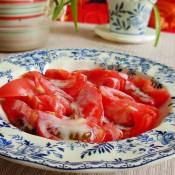 炼乳西红柿