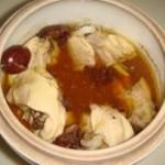 红枣阿胶鸡汤