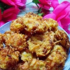 土豆胡萝卜丝丸子