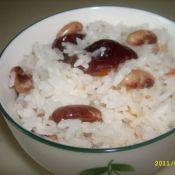蜜枣红豆饭