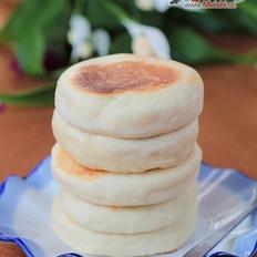 平底锅椰香酸奶饼