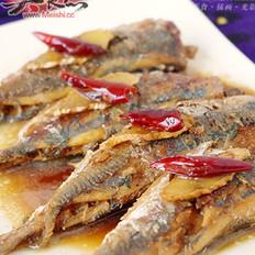 辣味醋焖沙丁鱼的做法大全