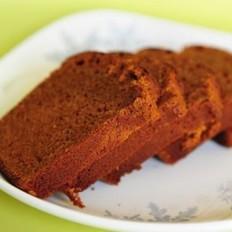 焦糖奶油蛋糕