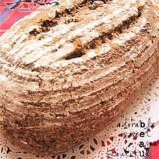 焦糖核桃粟子蜂蜜黑麦杂粮包