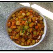 萝卜土豆丁