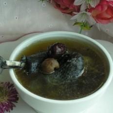 红枣乌鸡桂圆汤