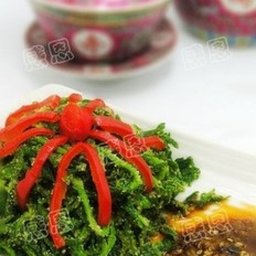 玉米粉蒸面条菜