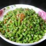 剁椒炒豇豆