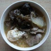 冬瓜猪肝汤