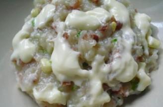 香肠土豆泥沙拉的做法