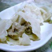 鲜美鱼肉水饺