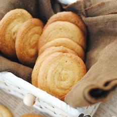 香草奶酥饼干