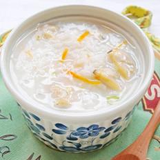 蛤蜊大米粥
