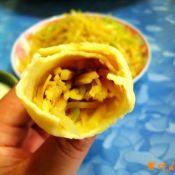 单饼卷土豆丝
