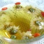 玉米须贡菊凉茶