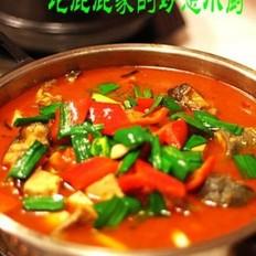 鲶鱼豆腐火锅