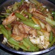 杂菜回锅肉