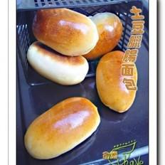 土豆腊肠面包