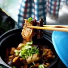臭豆腐肥肠煲